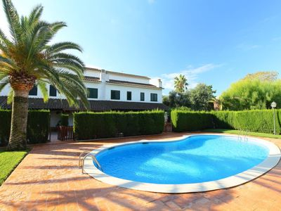 Photo for Vilafortuny Holiday Home, Sleeps 8 with Pool