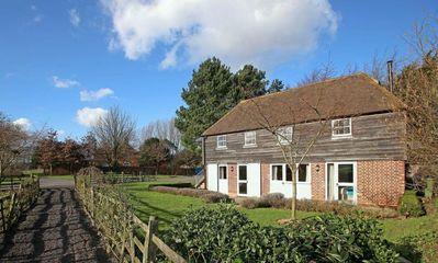 Photo for Great Higham Oast -  sleeps 10 guests  in 4 bedrooms
