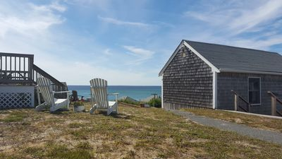Photo for Charming cottage on Cape Cod Bay