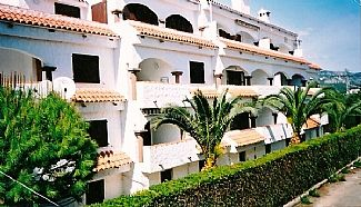 Photo for Traditional apartment in Alcossebre, Costa Azahar, Spain situated in a small