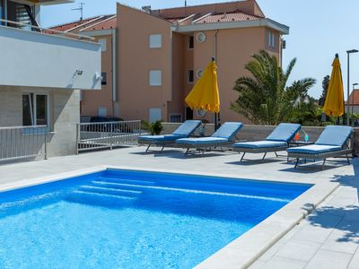 Photo for Superior Double Room with Pool and Balcony