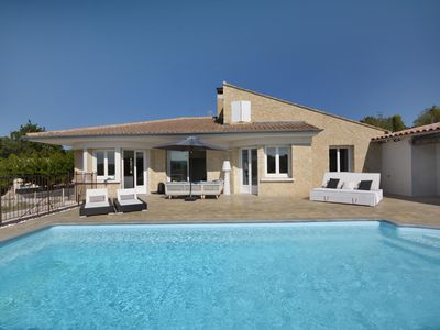 "Photo for ""La Belle Vie"" independent house fully renovated with pool"