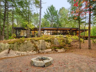 Photo for Lipsy Lake Waterfront Vacation Property - Haliburton Highlands