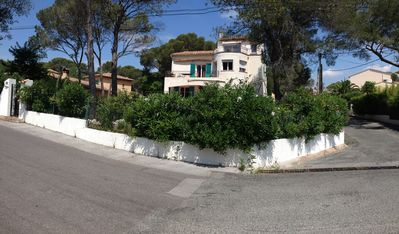 Photo for St RAPHAEL 400m from the beach 2 bedrooms sleeps 6