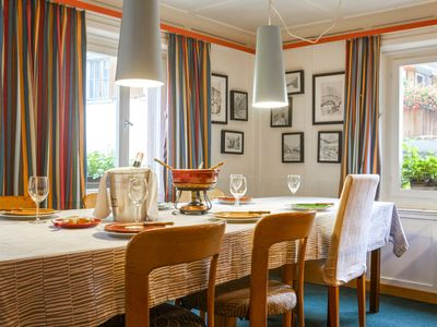 Photo for Vacation home Hohenfels in Davos - Schmitten - 12 persons, 5 bedrooms