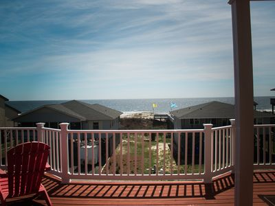 Photo for Awesome 5 Bd 5 ba kid & Pet friendly home! Stunning ocean views, walk to circle!