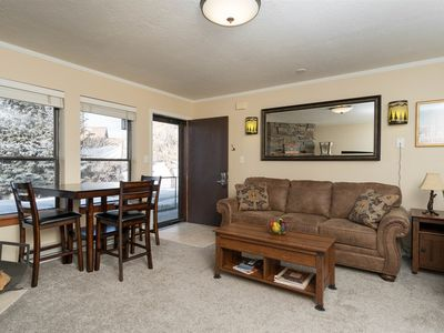 Photo for Wolf Creek Condo 306: Remodeled Vacation Condo - Powder Mountain Lodging