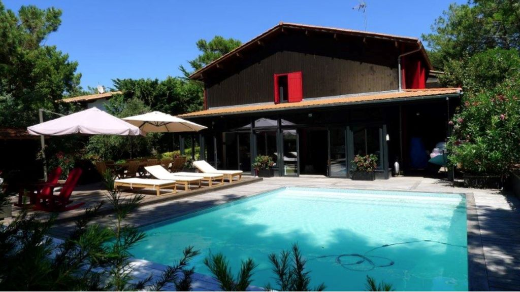 Villa 44 Hectares with swimming pool Cap Ferret - 1657978