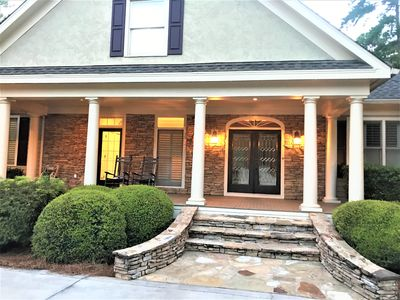 Photo for Beautiful Home-Lake Access & National Golf Course Views in Reynolds Plantation