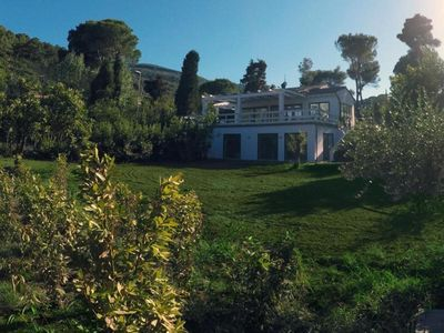 Photo for Holiday cottage Marciana for 8 - 10 people with 4 bedrooms - Holiday home