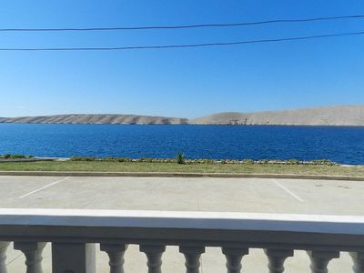 Photo for Apartments Tomo (13561-A1) - Vlasici - island Pag