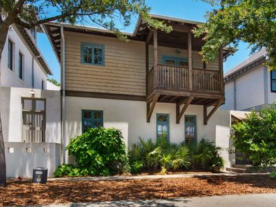 Photo for New Rental! Summer Discounts! Beautiful Rosemary Beach Home w/Private Courtyard Oasis- Steps to Pool
