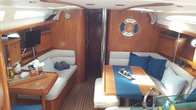 Photo for Spacious and comfortable sailboat