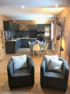 Photo for T3 50 m² Alpe d'Huez hyper-center, departure and return ski-in ski-out