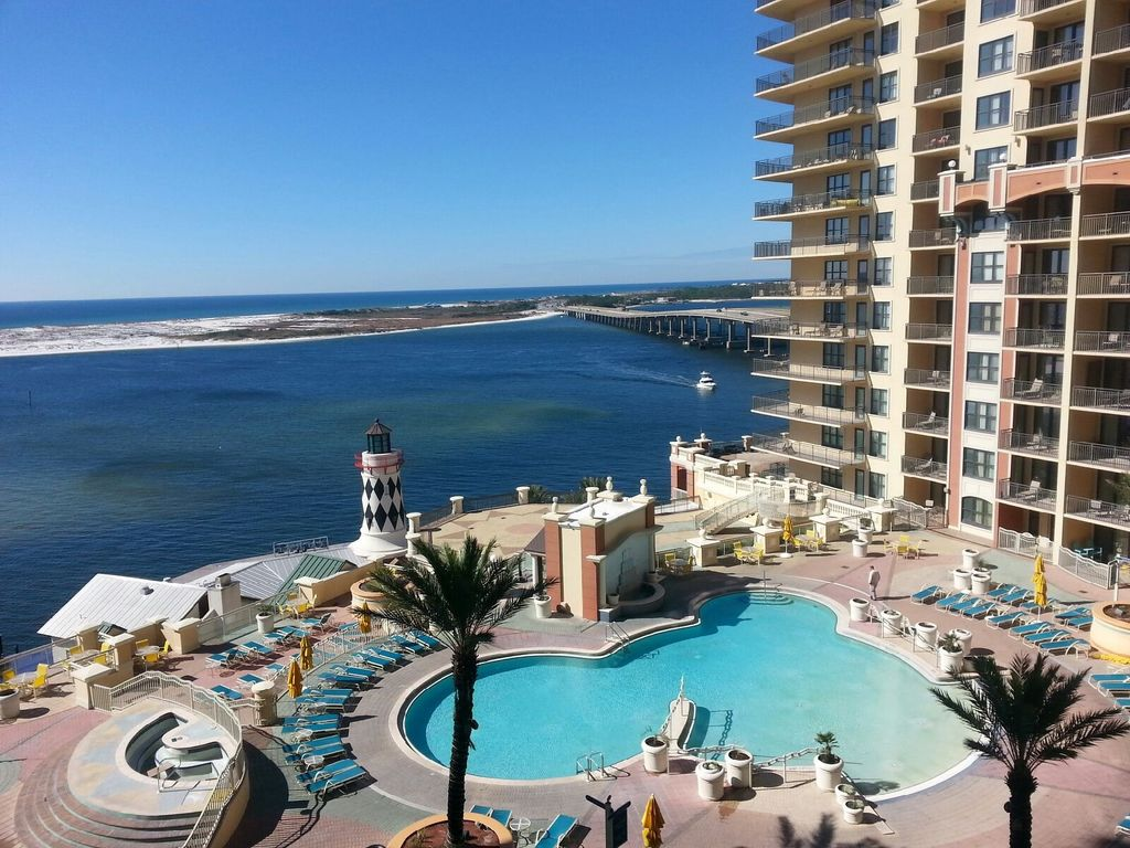 Emerald Grande 6th Floor🌞🌞🌊pool And Dest Vrbo