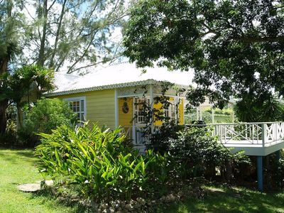 Photo for 2BR Cottage Vacation Rental in Mount Standfast, St. James