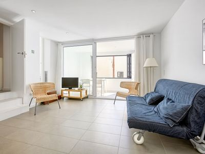 Photo for Cadaqués Cool Apartments: ground floor and covered terrace, center