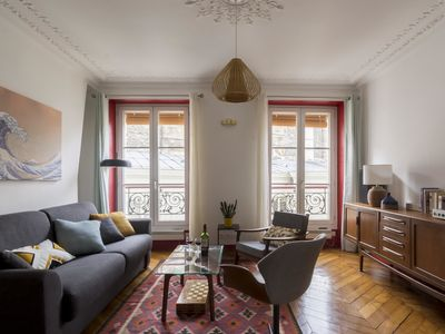 Photo for Cozy Apartment for 4 guests in Bastille