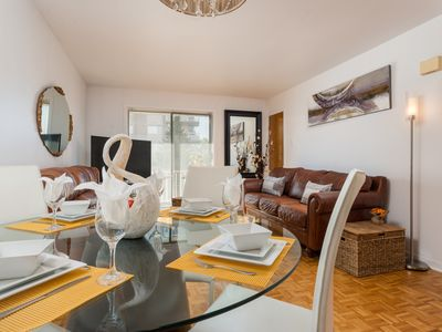 Photo for 1112 · Cozy 2 Bedroom Apartment In Ahuntsic !! FREE STREET PARKING