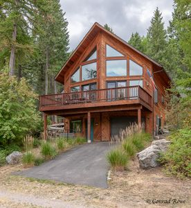 Photo for Cathedral in the Pines near Flathead Lake, 2800 Sq Ft