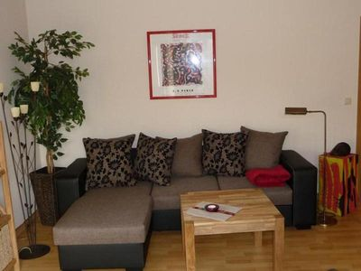 Photo for 1BR Apartment Vacation Rental in Saal OT Hessenburg