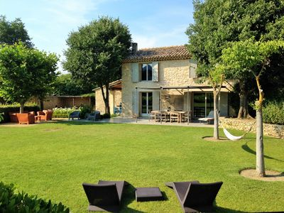Photo for Holiday house with pool, in the heart of Luberon