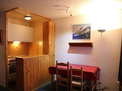 Photo for Apartment Val Thorens, studio flat, 4 persons