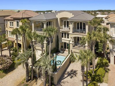 Gorgeous Home In Miramar Beach W Private Pool Book Your