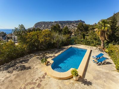 Photo for <![CDATA[PUMBA - Holiday villa for 6 people 5 minutes away from the center of Calpe]]>