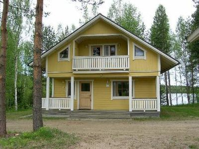 Photo for Vacation home Sammallehto in Saarijärvi - 8 persons, 3 bedrooms