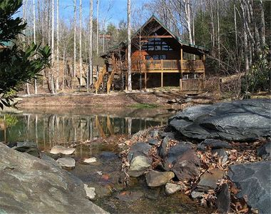Photo for GREAT LOCATION!! Minutes from Downtown Gatlinburg, Peaceful Surroundings,