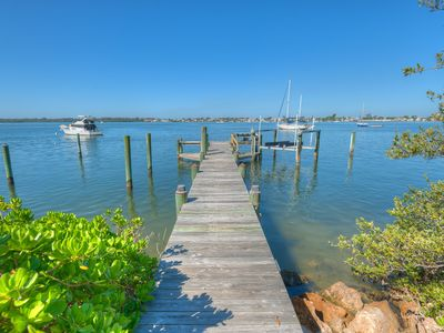 Photo for Redfish Cottage: 1 BR / 1 BA house in Cortez, Sleeps 2