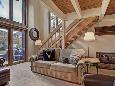 Photo for Ski In/Ski out, Completely Updated, Sleeps 7, 2 Bedroom 2 Bath