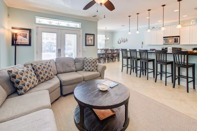 Spacious open concept - plenty of room to spare