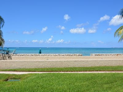 Photo for Oceanfront condo at SMB, sleeps 6, just paradise!