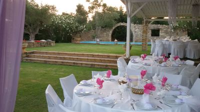 Photo for Amazing stone house - Wedding Venue & free accommodation near Ancient Olympia!