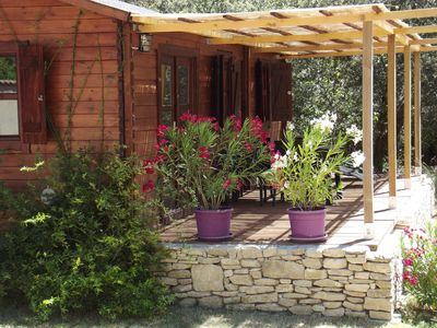 Photo for cottage in Provence near l'isle sur sorgue
