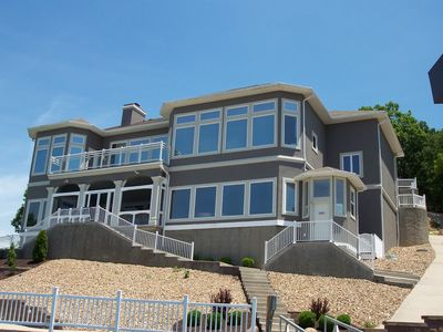 Photo for Woodland Point- 5 bdrm home with pool, sleeps 22 - at the 29 MM
