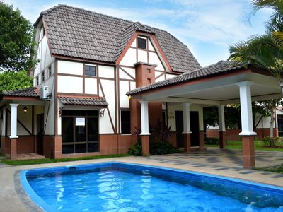 Photo for 4 bedrooms Villa in A'Famosa Resort