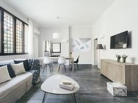 Great apartment, even nicer than the great photos depict!