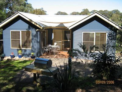 Bungalow No 2 of 3 bungalows available