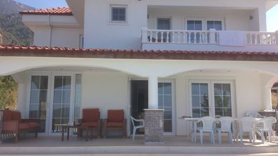 Photo for Exclusive Villa With Private Infinity Pool, Spectacular Mountain And Sea Views