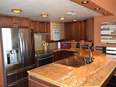 Photo for Long Beach Resort 1BR. & 1 BA. * Beautiful Remodeled Condo *  Free Beach Chairs!