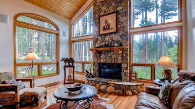 Photo for Saw Mill Run Retreat: Luxury Peak 8 Home, Ski-In/Out, Shuttle, Hot Tub, Grill