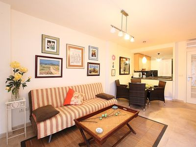 Photo for Apartment in Benidorm with Lift, Parking, Internet, Washing machine (90699)