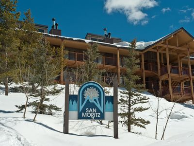 Photo for Awesome Location! Ski-In, Ski-Out Corner Condo Next to Lifts