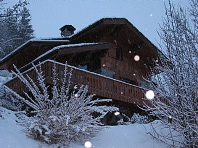 Photo for Luxury Self Catered/Catered Ski Chalet
