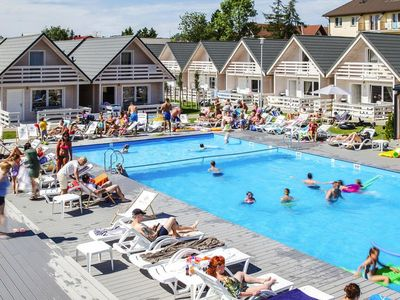 Photo for Holiday resort, Ustronie Morskie  in Um Kolberg - 9 persons, 2 bedrooms