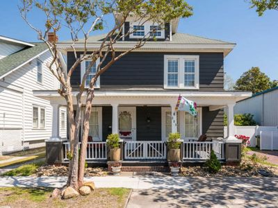 Photo for Beautiful 1910 home in the heart of downtown Morehead CIty