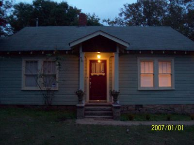Photo for The Haley House Circa 1938 :) 20 miles to Atlanta and 10 miles to St. Mtn Park.